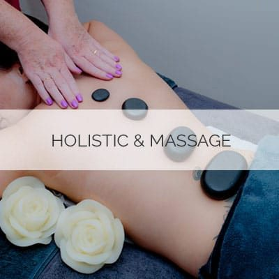 HOLISTIC & MASSAGE