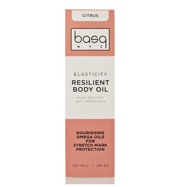 BASQ Resilient Body Oil Citrus