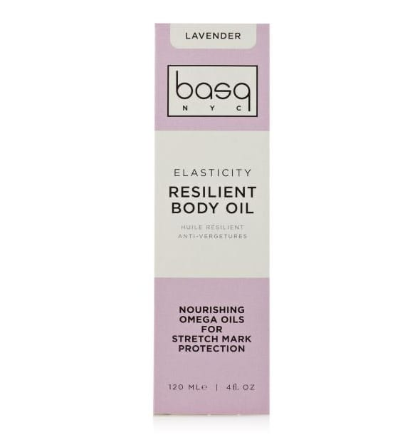 basq Resilient Body Oil Lavender