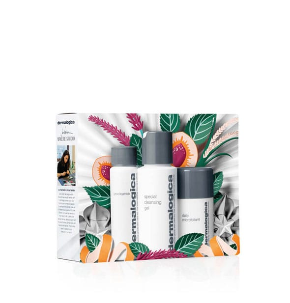 Cleanse and Glow to Go Giftset