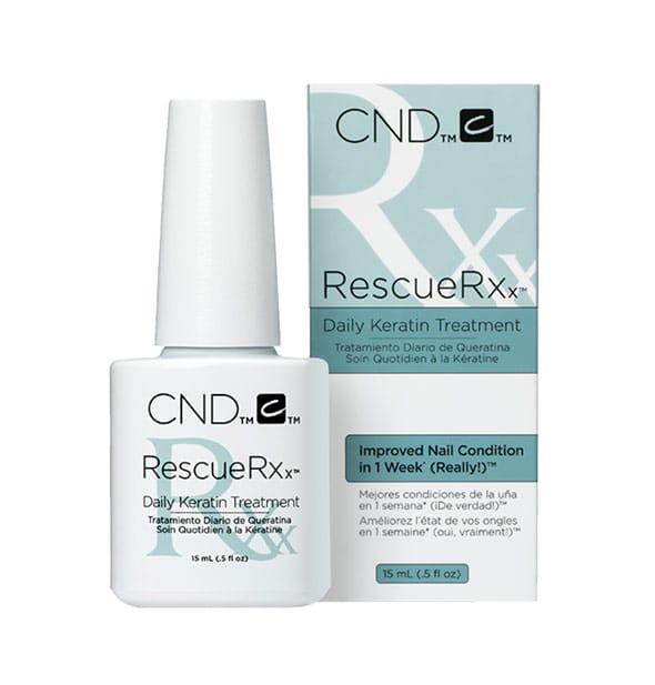 CND Rescue RXX Daily Keratin Treatment