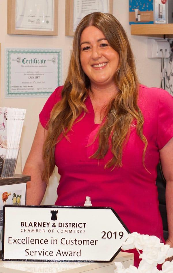 Katrina Myers - customer excellence