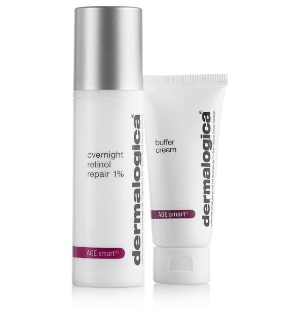 Overnight Retinol Repair 1% with buffer cream 25ml