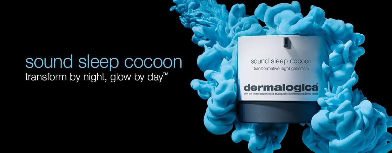 Sound Sleep Cocoon by Dermalogica